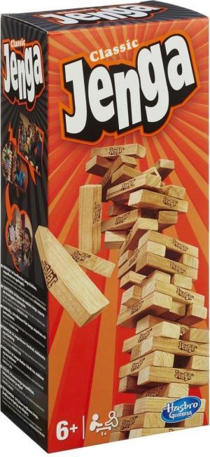 Настольная игра  Дженга Hasbro Games