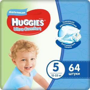 Подгузники  Ultra Comfort (12-22 кг) шт. Huggies