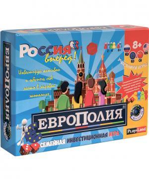 Настольная игра Европолия Bojeux