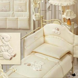 Комплект в кроватку  Cuccioli (5 предметов) Italbaby