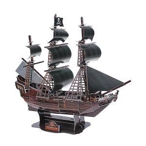3D пазл Zilipoo Корабль Черная жемчужина Funny