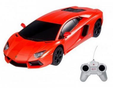 Машина на радиоуправлении Aventador LP700 1:24 Rastar