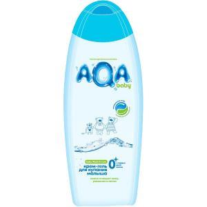 Крем-гель AQA baby для купания, 500 мл