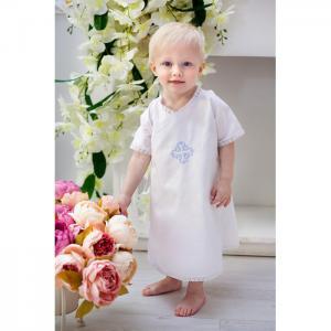Рубашка для крещения Елисей Makkaroni Kids