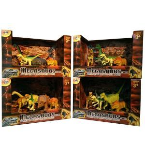 Набор фигурок Megasaurs (HGL)