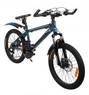 Двухколесный велосипед  G20A703, цвет: синий Capella