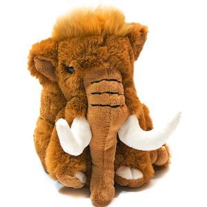 Мягкая игрушка  Мамонт, 20 см Teddykompaniet. Цвет: коричневый
