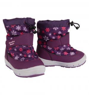 Сапоги , цвет: фиолетовый Jumbo