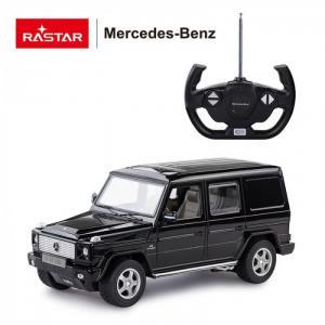 Машина на радиоуправлении Mercedes G55 AMG 1:14 Rastar