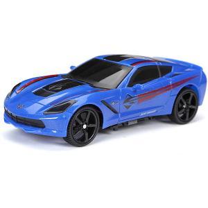 Радиоуправляемая машинка  Sport Car 1:24, синяя New Bright. Цвет: синий