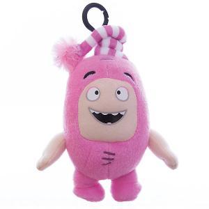 Мягкая игрушка-брелок  Ньют, 12 см Oddbods