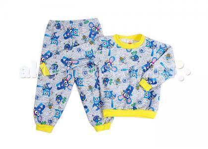 Пижама длинный рукав Мышата Idea Kids