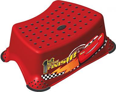 Подставка-табурет  Тачки, цвет: красный Keeeper