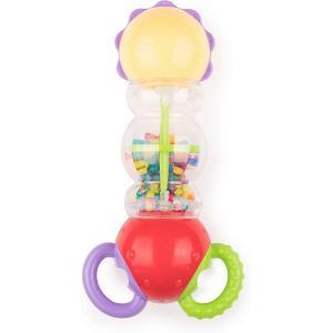 Развивающая игрушка-погремушка  RATCHET Happy Baby. Цвет: разноцветный