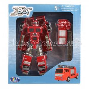 Трансформер X-Bot Робот-пожарная машина Happy Well