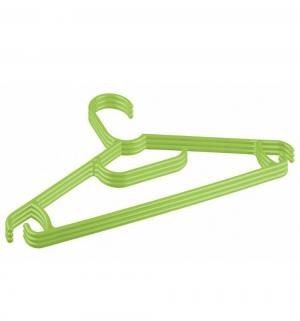 Комплект вешалок  для детской одежды Пластишка