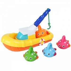 Игрушка для ванны Рыбацкая лодка Ути Пути