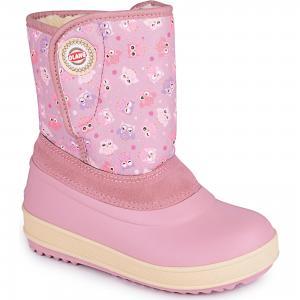 Сапоги для девочки Olang. Цвет: розовый