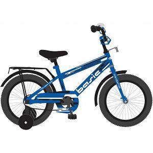 Двухколёсный велосипед  Basic 18 Navigator. Цвет: atlantikblau
