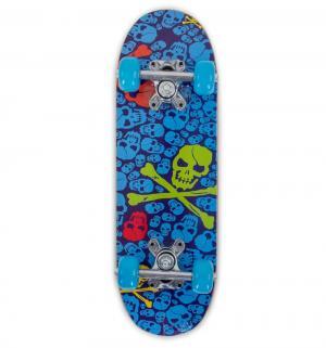 Скейтборд  Junior 3, цвет: синий Larsen