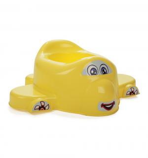 Горшок  Airplane Child Potty, цвет: желтый Pilsan