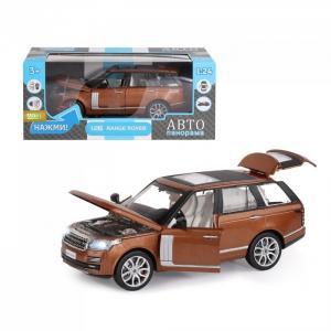 Машинка металлическая Range Rover 1:26 Автопанорама