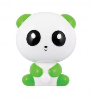 Светильник-ночник  NL 1LED Панда, декоративный, цвет: зеленый Старт