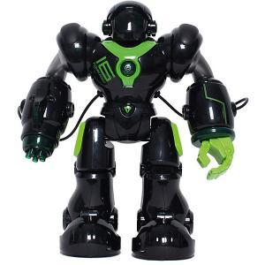 Радиоуправляемый робот Пультовод с присосками Zhorya. Цвет: черный