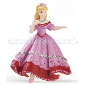 Игровая реалистичная фигурка Танцующая розовая принцесса Papo