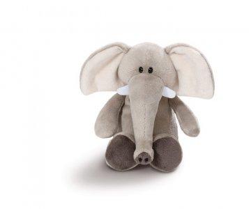 Мягкая игрушка  Слон 20 см 43626 Nici