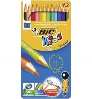 Набор цветных карандашей Bic