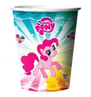 Набор стаканчиков  My little pony Веселый праздник