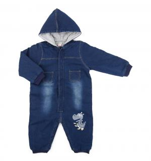Комбинезон, цвет: синий Baby Pep