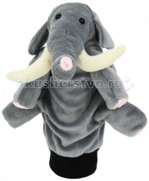 Кукла на руку Слон 40039 Beleduc