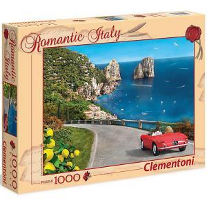 Пазл  Капри, 1500 элементов Clementoni