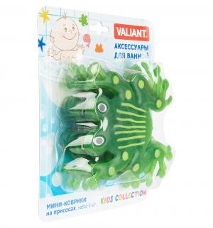 Мини-коврик на присосках  Лягушка Valiant