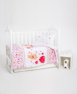 Постельное бельё в кроватку Малыш Мой Ангелочек