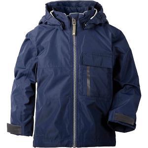 Демисезонная куртка Didriksons Igelkotten. Цвет: синий