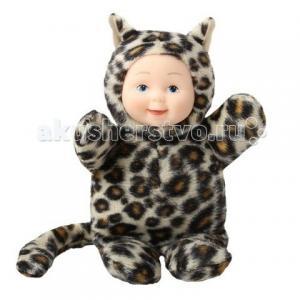 Мягкая игрушка  Детки-леопардики 15 см Unimax