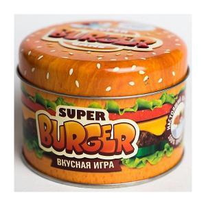 Настольная игра  SuperBurger WellDone