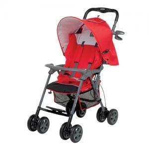 Прогулочная коляска  Tokio, цвет: red Foppapedretti