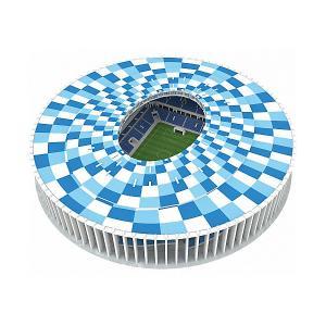3D пазл IQ-puzzle Стадион Нижний Новгород, 149 элементов IQ Puzzle