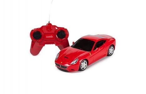 Машина на радиоуправлении Ferrari FF 1:24 Rastar