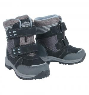 Ботинки , цвет: серый Jumbo