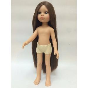 Кукла  Кэрол, 32 см Paola Reina. Цвет: разноцветный