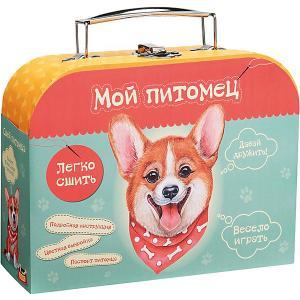 Набор для творчества Мой уютный домик Сшей игрушку Щенок Корги Бумбарам. Цвет: разноцветный