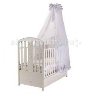 Детская кроватка  FMS Elegance продольный маятник Feretti