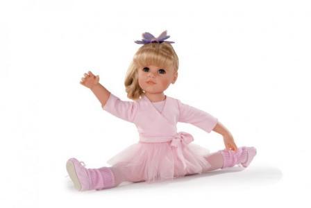 Кукла Ханна балерина 50 см блондинка Gotz
