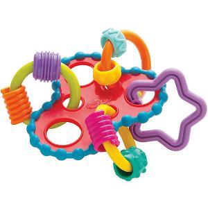 Игрушка-погремушка Playgro. Цвет: разноцветный