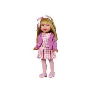 Кукла  Весна Городской Шик Паулина блондинка с чёлкой, 33 см Vestida de Azul. Цвет: разноцветный